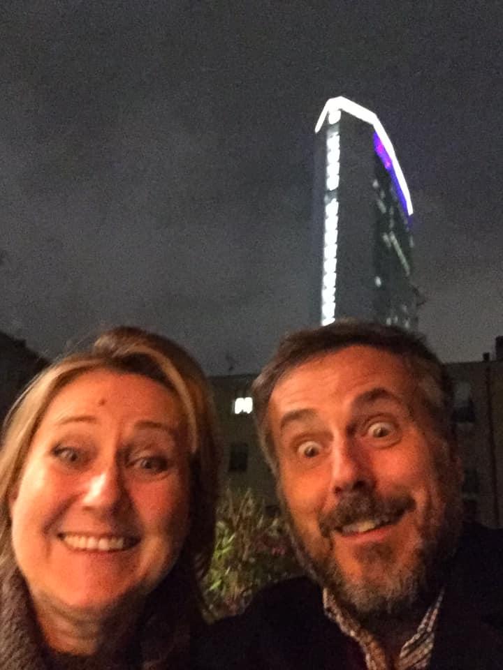Lucilla Magliulo e Massimo Carraro